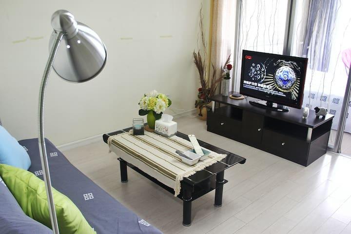 青岛中心城区公寓(中联广场、地铁三号线、五四广场) - Qingdao