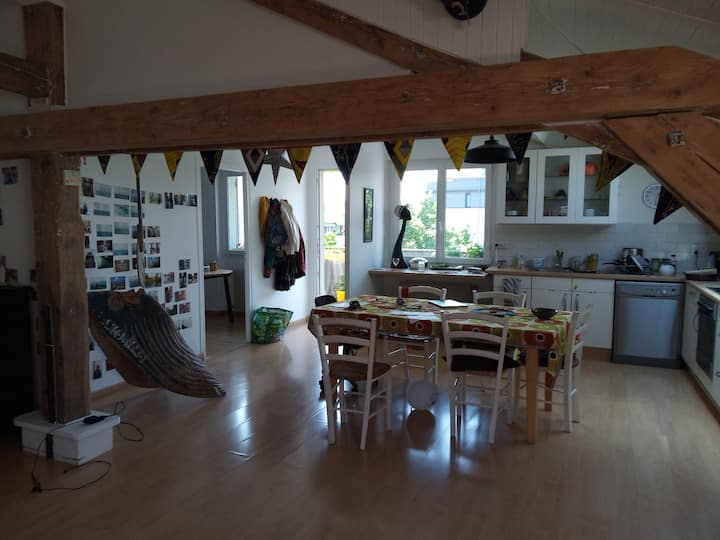 Charming apartement in the center of Ferney