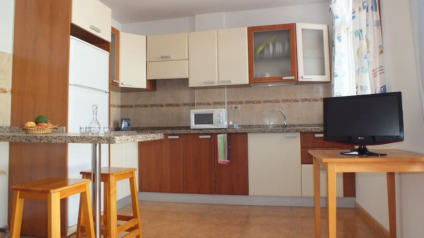 Acogedor apartamento en precioso pueblo - Los Llanos - Byt