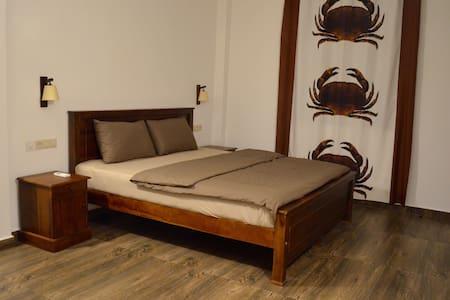 Double Room with Kitchen and Veranda - Hambantota