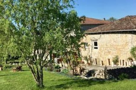 Jolie dépendance sur jardin - Saint-Jean-de-Thurac - 自然小屋