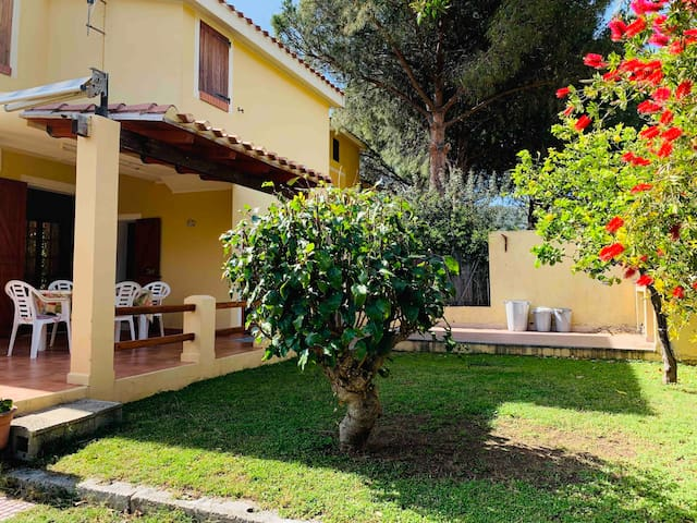 Scegli la tua villa privata con ampio giardino!