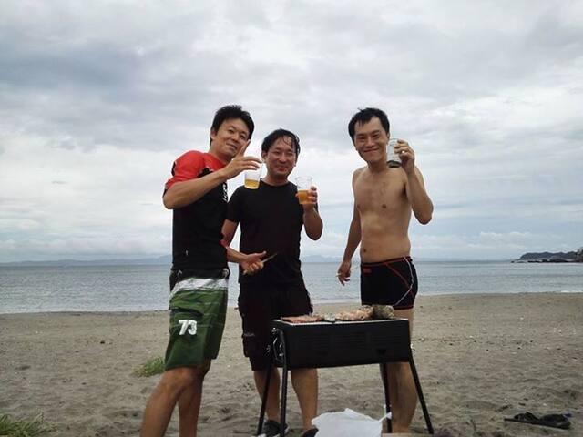 三浦の最南端、海まで徒歩5分、城ヶ島も近いです。(^-^) - 三浦市 - Casa