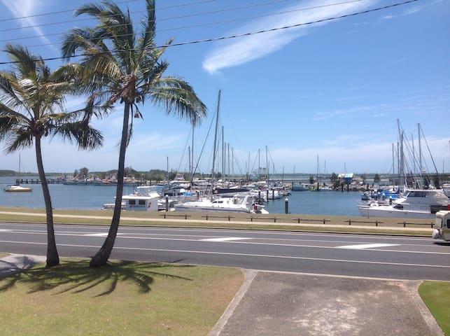 Yamba Marina View