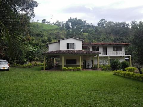 Villa Juliana Estate, Rionegro, Santander