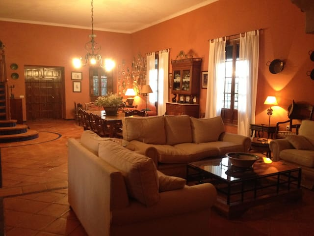 "Casa Rural ""Finca Vergel de Santa María"" - Cañada Rosal"
