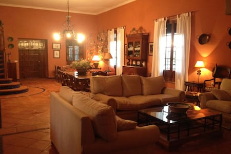 "Casa Rural ""Finca Vergel de Santa María"" - Cañada Rosal - Haus"