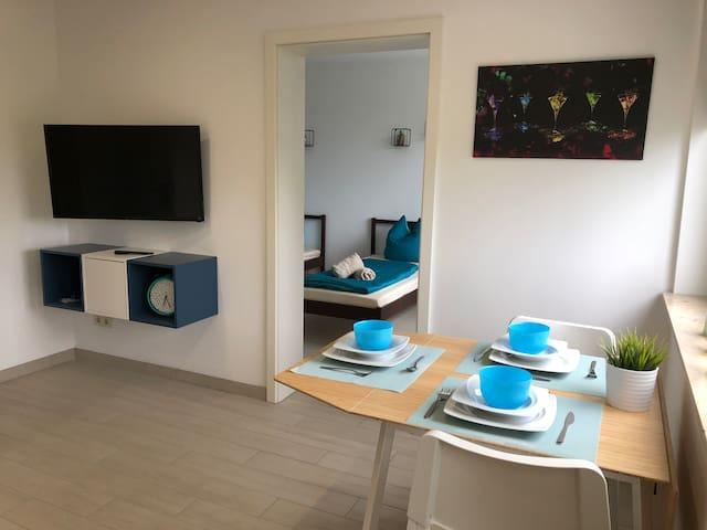 Charmante neu renovierte Wohnung in Münster Roxel