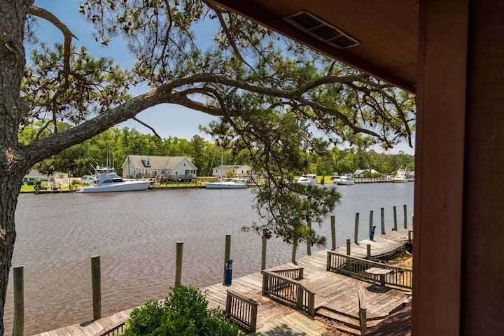 The Lookout - Intracoastal Waterway Destination