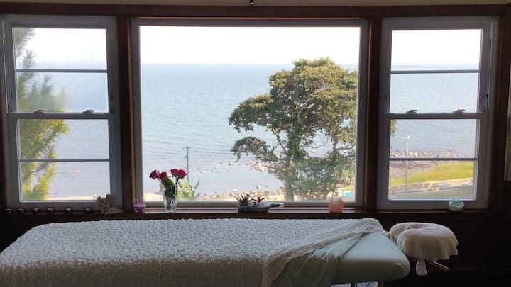 Therapeutic Massage With A View, Custom Breakfast