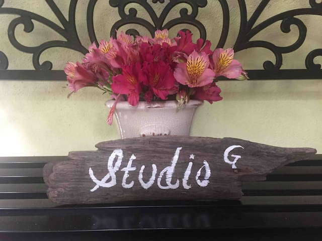 Welcome to Studio G!
