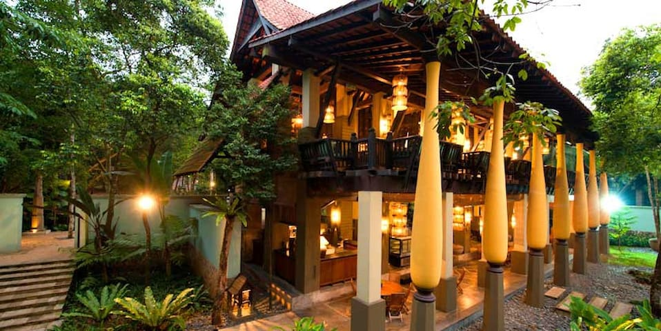 Gita Bayu Green Paradise Luxury Bungalow - Seri Kembangan - Bungalow