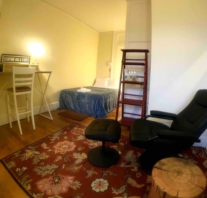 Cosy Space in Back Bay and Beacon Hill (MGH/Tufts)