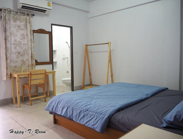 Happy-T-Room#4 Local tips/food+Close to Sukhothai