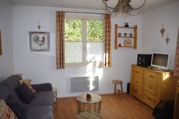 Appartement F1 **  Gérardmer + cuisine séparée