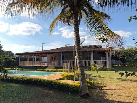 Casa de Campo aconchegante em São João Del Rei