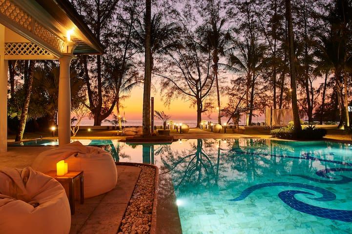 X2 Khao Lak Anda Mani (Suite wih Couples bath) - Tambon Lam Kaen - Flat