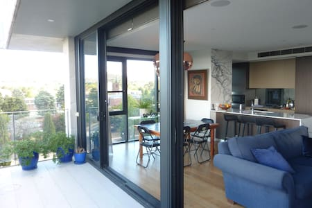 2 bedroom Barton unit - Great views - Barton - Huoneisto