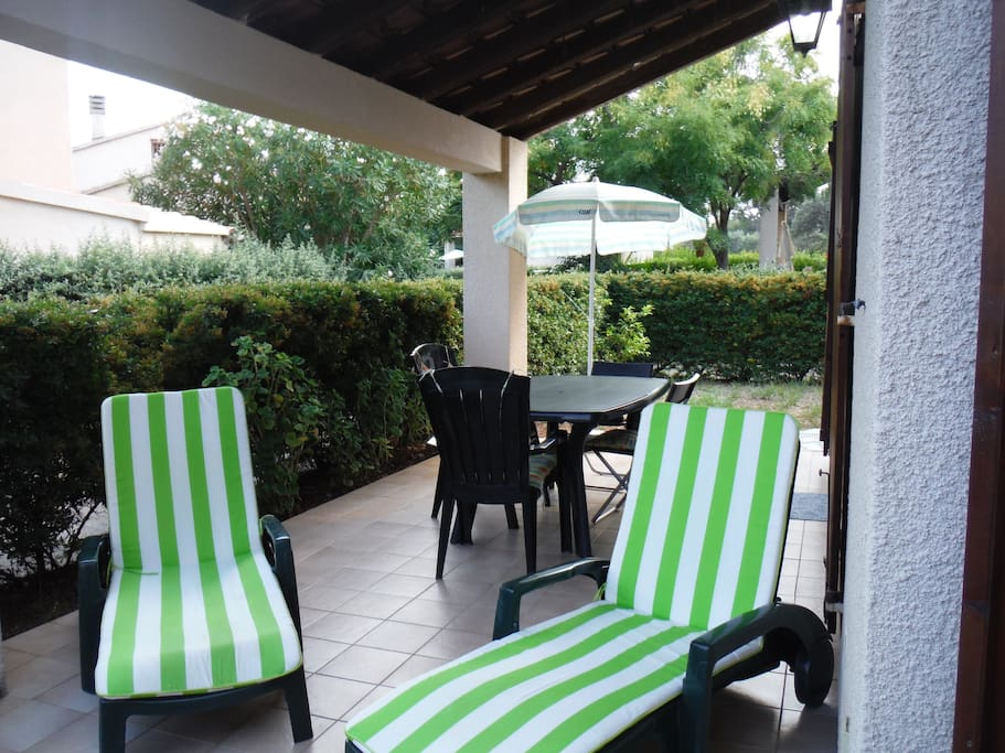 equiprment terrasse ,invitation au relax