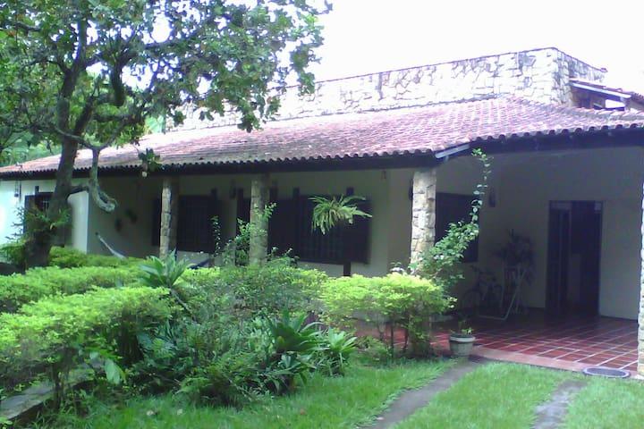 Lindo e aconchegante chalé - Barra Mansa - Casa
