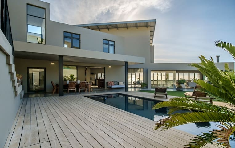 Luxury Family Home with views of Table Mountain