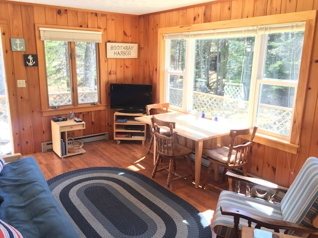 Lakeside Cottage - Boothbay Harbor - Daire