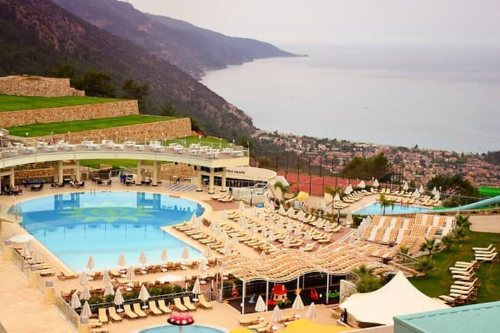 ORKA SUNLIFE STD LAND VIEW ROOM-ALL INCLUSIVE