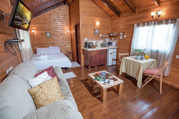 VILLA VIEW- The hut