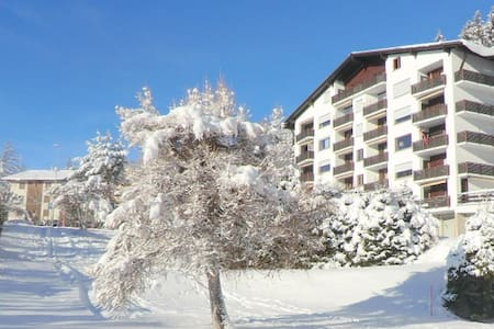 Crans-Montana: 2 Bedroom 2 Bath Apt - Randogne - Apartment