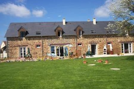 Strawberry  holiday cottages   Nr Domfront - Saint-Denis-de-Villenette