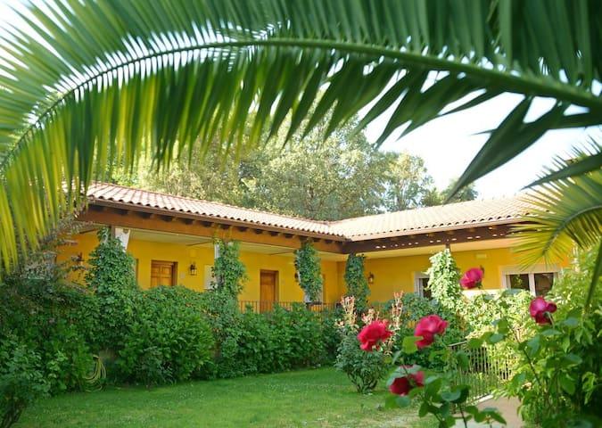 Hotel Rural El Retiro, Habitación Matrimonio