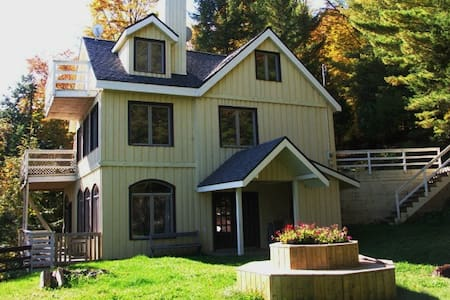 Chalet Toad Hall - Mansonville - Chalet