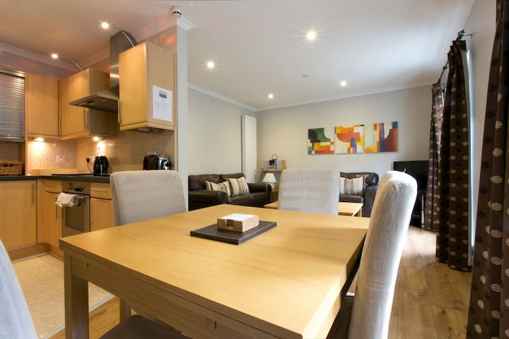 Wellgreen Apartment B - Stirling - Apartament