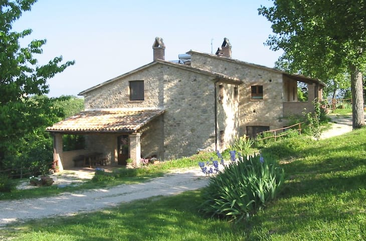 Agriturismo Frallarenza - App.Piccolo - Ficulle - Wohnung