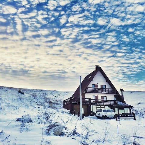 Vila Vita - Kupres - Ház