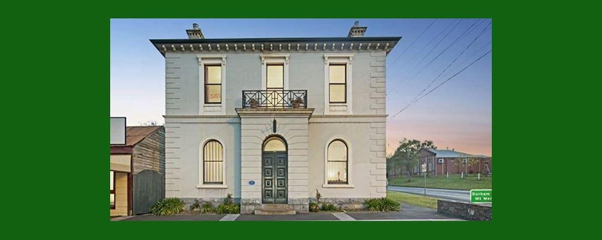 Garden Room @ Historic National Bank