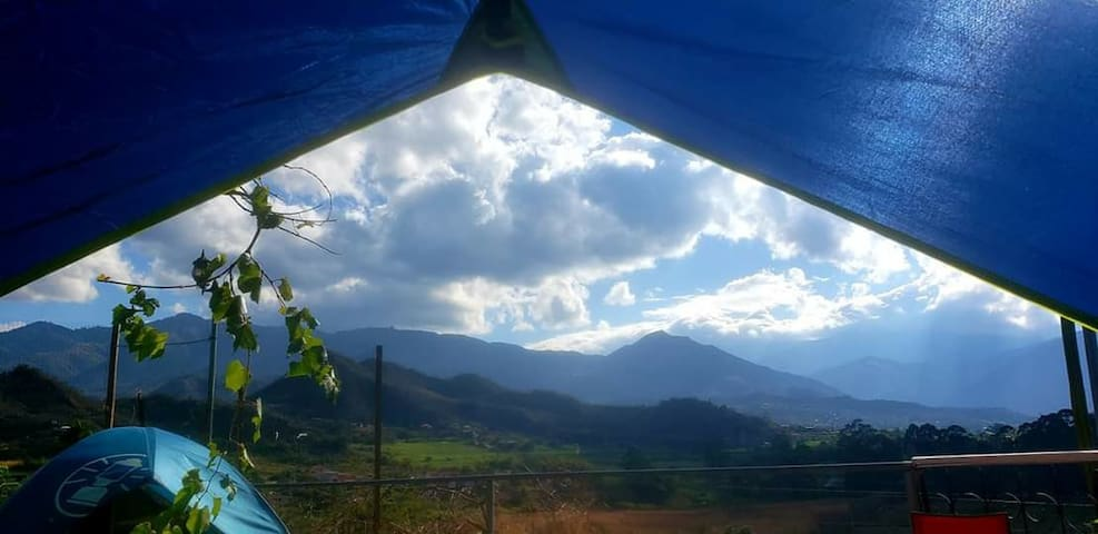 "Camping&Breakfast  ""Santana Ecoturismo"", Malacatos"