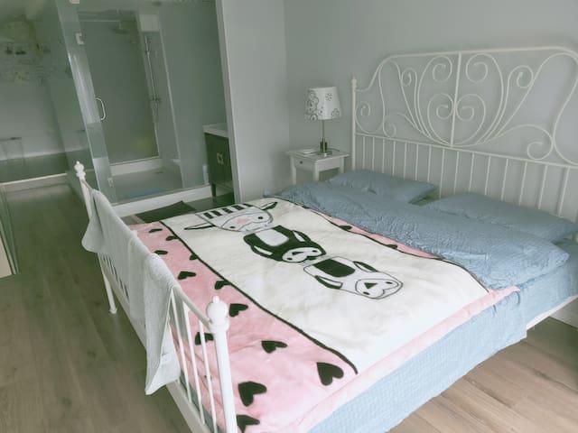 宜家铁床床垫保用50年