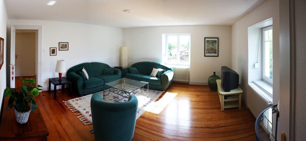 GITE LE PAULOWNIA classé  4 **** prox OBERNAI - Bourgheim - Wohnung