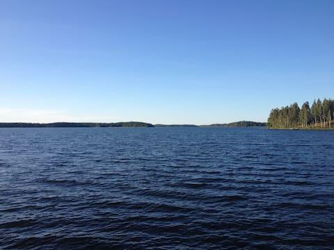 Ünnepek Finnországban, Tó, Strand