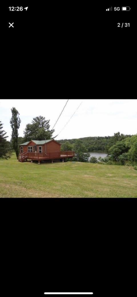 Beautiful lake front property