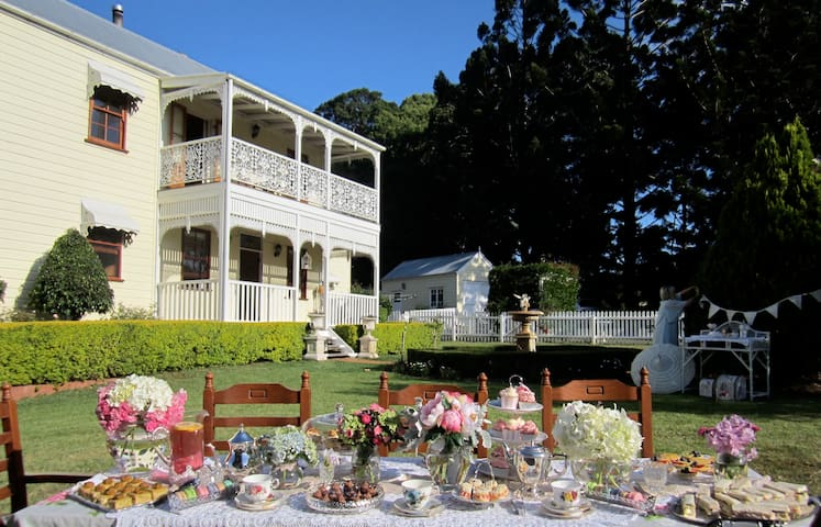 Middleton House Maleny - Witta - Hus