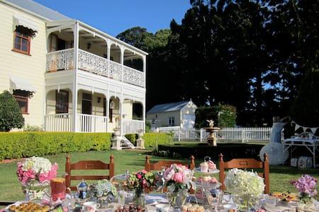 Middleton House Maleny - Witta - บ้าน