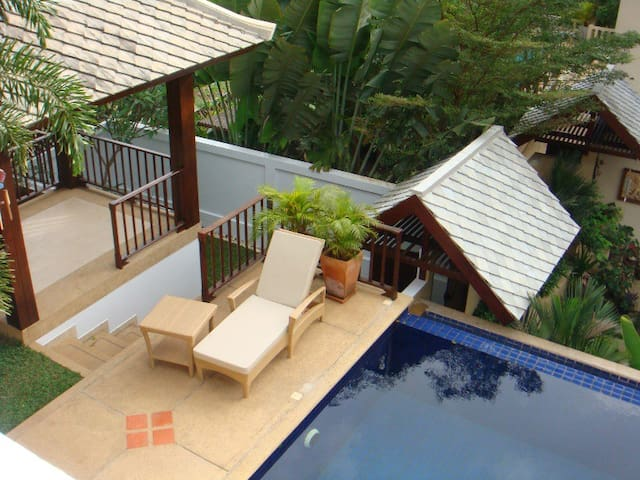 4 bedrooms Lamai Villa - Ko Samui - House