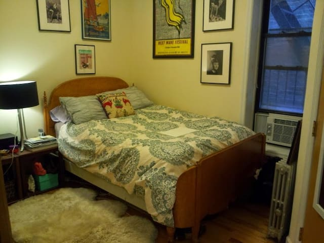 Furnished Bedroom w/Private Bath in BROOKLYN