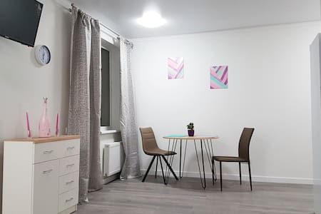One-bedroom  studio near Sviatoshyn Metro station