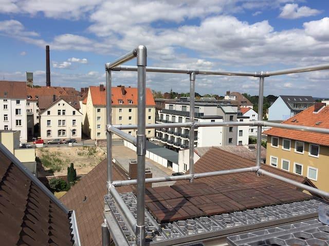 Eigenes Loft im Herzen Bielefelds