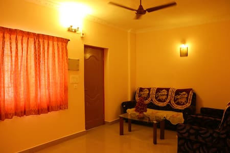 Pranov Residency A/c - Coimbatore - Appartement