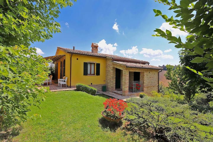 Spacious Villa in Pergola with Private Pool