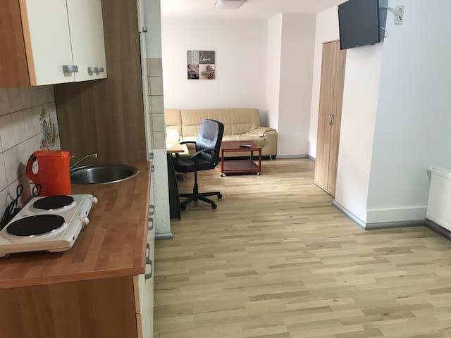 2 Raum Wohnung